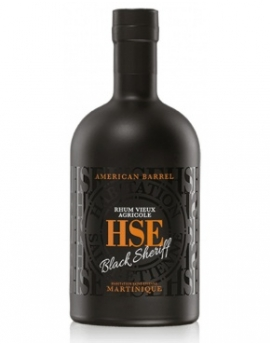 HSE RHUM BLACK SHERIFF